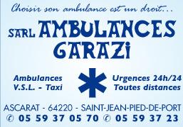 Ambulance garazi